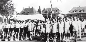 Landesturnfest 1951 in Landau